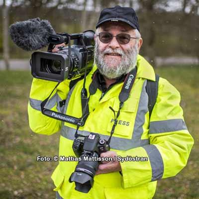 Bengt Hællquist, grundare och ägare. Foto: Mattias Mattisson / Sydöstran